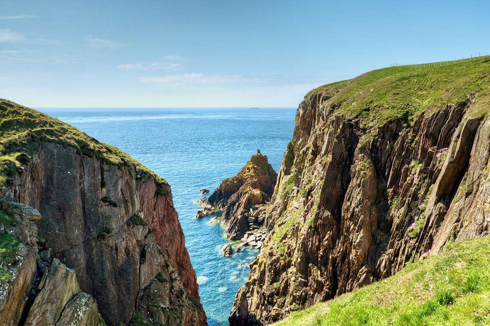 Galloway Coast Cliffs