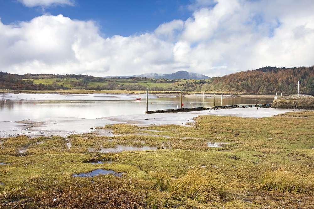 Kippford Estuary
